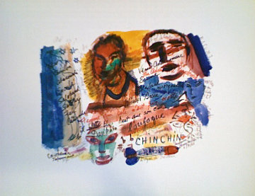 Insomnia # 6 Limited Edition Print by Henry Miller