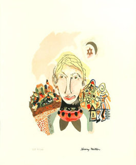 Just A Brooklyn Boy Limited Edition Print by Henry Miller