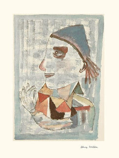 Joker 1988 and Le Clown pair  Limited Edition Print by Henry Miller