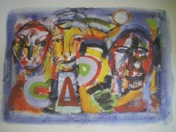 Tropics 2006 Limited Edition Print by Henry Miller
