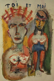 Toi Et Moi Limited Edition Print by Henry Miller