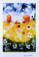 Houses of Angels 2000 Limited Edition Print by Henry Miller - 1
