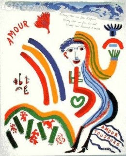Amour Toujours Limited Edition Print by Henry Miller