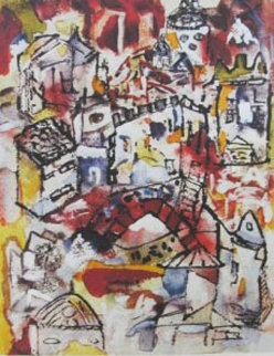Paris Limited Edition Print by Henry Miller