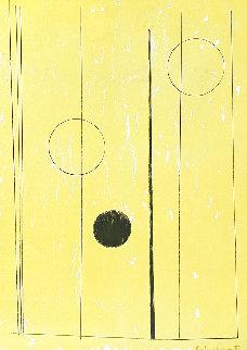 Delos 1971 Limited Edition Print - Barbara Hepworth