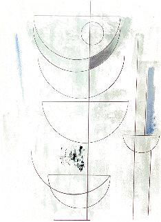Green Man 1972 Limited Edition Print - Barbara Hepworth