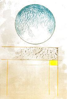 Sun Setting 1971 Limited Edition Print - Barbara Hepworth