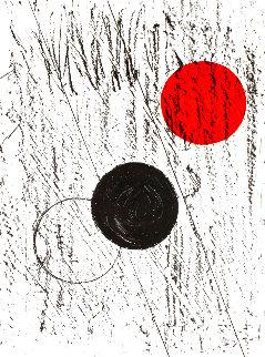Sun And Moon 1972 Limited Edition Print - Barbara Hepworth