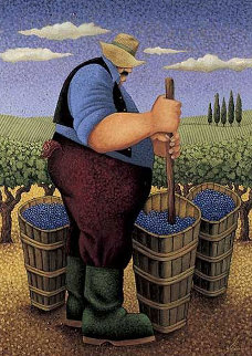 Crush 2002 Limited Edition Print - Lowell Herrero