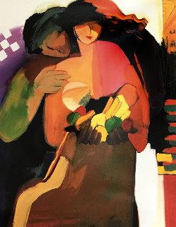 Sweet Hearts Limited Edition Print by Abrishami Hessam