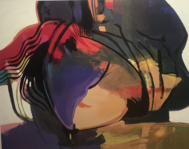 French 13 Limited Edition Print by Abrishami Hessam