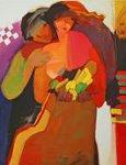 Sweethearts Limited Edition Print - Abrishami Hessam