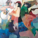 Untitled Print Limited Edition Print - Abrishami Hessam