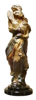 Pure Impression Bronze Sculpture  22 in Sculpture - Abrishami Hessam