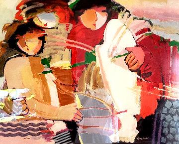 Untitled 1980 Limited Edition Print by Abrishami Hessam