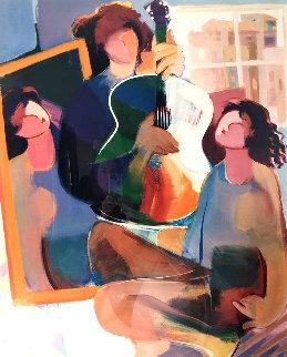 Mirror 1997 Limited Edition Print by Abrishami Hessam