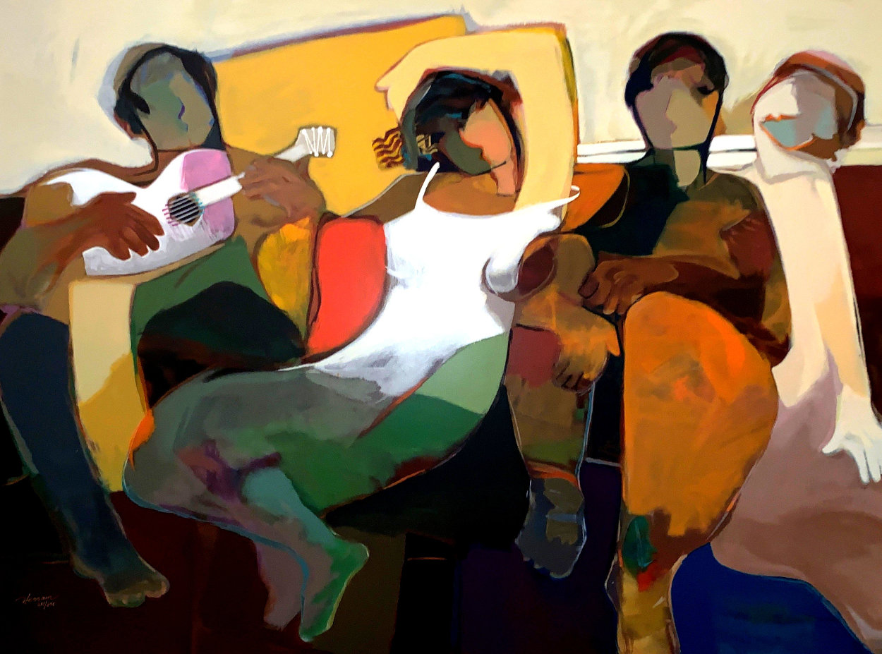 Somewhere in Time Limited Edition Print by Abrishami Hessam