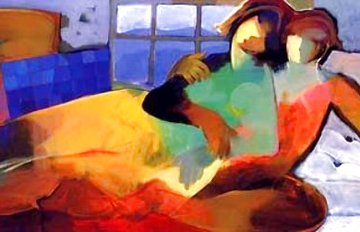 Precious Moments II 1999 Limited Edition Print - Abrishami Hessam