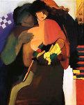 Sweet Hearts AP 1996 Limited Edition Print - Abrishami Hessam