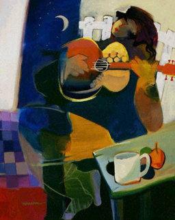 My Enjoyment 1998 Limited Edition Print by Abrishami Hessam