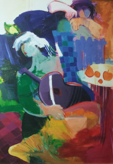 Sweet Stranger 1999 Limited Edition Print by Abrishami Hessam