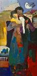Venice Night 2000 45x23 Limited Edition Print - Abrishami Hessam