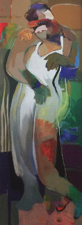 Love's Curtain Limited Edition Print - Abrishami Hessam