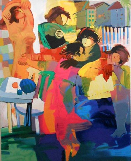 Simple Event 1995 Limited Edition Print by Abrishami Hessam
