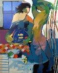Fishbowl  Limited Edition Print - Abrishami Hessam