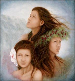 Ka Mana Olana Limited Edition Print by Lori Higgins