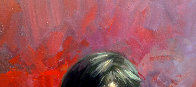 Rest 2014 32x46 Super Huge Original Painting by Jose Higuera - 1