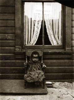African American Orphan 1906 Limited Edition Print - Lewis Hine