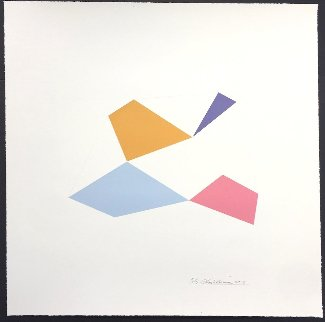 Kites Suite -  Excelsior 2013 Limited Edition Print - Charles Hinman