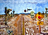 Pearblossom Hwy, 11-18th, April 1986, #2  2012 Poster HS Limited Edition Print by David Hockney - 0