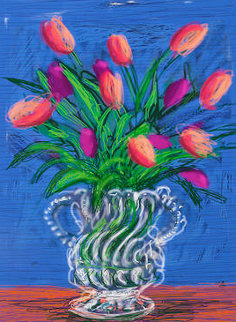 Untitled, From a Bigger Book  2016 Limited Edition Print - David Hockney