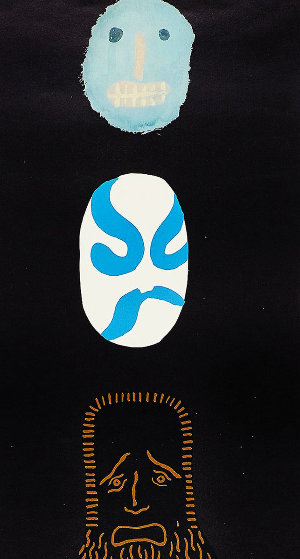 Igor Stravinsky, Metropolitan Opera Poster 1981 Other by David Hockney