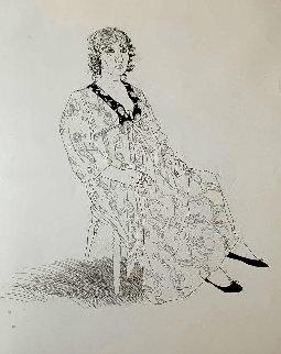 Celia 1969 Limited Edition Print by David Hockney
