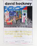 Les Mamelles De Tiresias l'enfant Et Les Sortileges Parade 1981 Limited Edition Print by David Hockney - 1