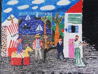 Les Mamelles De Tiresias l'enfant Et Les Sortileges Parade 1981 Limited Edition Print by David Hockney - 2