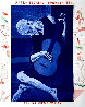 Old Guitarist 1977 Limited Edition Print by David Hockney - 0