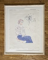 Gregory 1974 Limited Edition Print by David Hockney - 1