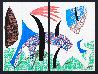Diptychon 1989 Limited Edition Print by David Hockney - 1