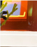 Early Morning 2009 Limited Edition Print by David Hockney - 2