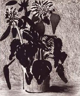 Sunflowers I 1995 Limited Edition Print - David Hockney