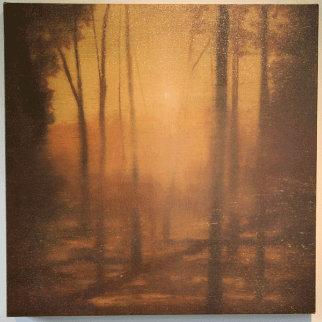 Aestuarium #3 96x72 Original Painting - Wade Hoefer