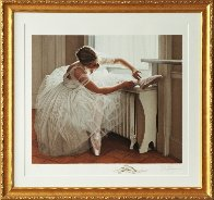 Ballerina Limited Edition Print by Douglas Hofmann - 2