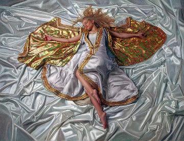 Angel of Light 2014 Limited Edition Print - Douglas Hofmann