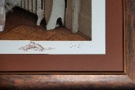 Ballerina 1995  with Remarque Limited Edition Print by Douglas Hofmann - 2