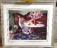 Jessica 1983 Huge Limited Edition Print by Douglas Hofmann - 1