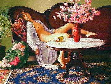 Jessica 1983 Huge Limited Edition Print - Douglas Hofmann